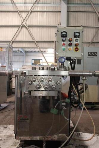LPNナノジナイザー分散装置 三丸機械工業 LPN‐60‐S