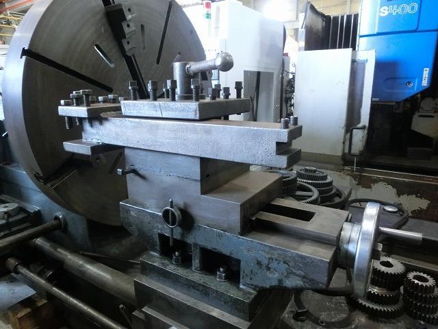 正面旋盤 中山鐵工所 NL-1600
