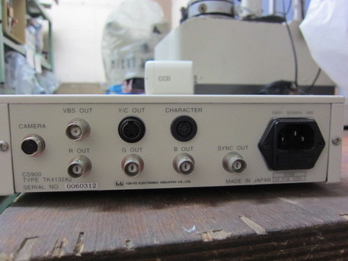 CCDカメラ OLYMPUS   オリンパス CS900