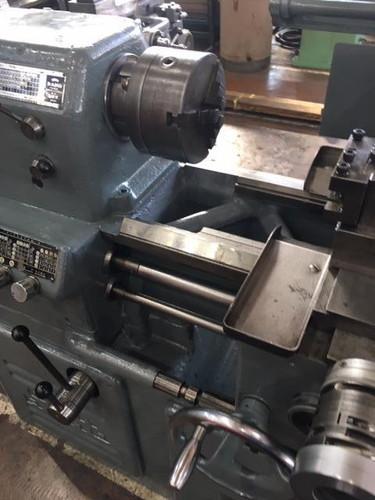 6尺旋盤 OKK-RAMO T-37-8