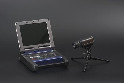 ハイスピードカメラ・データロガー