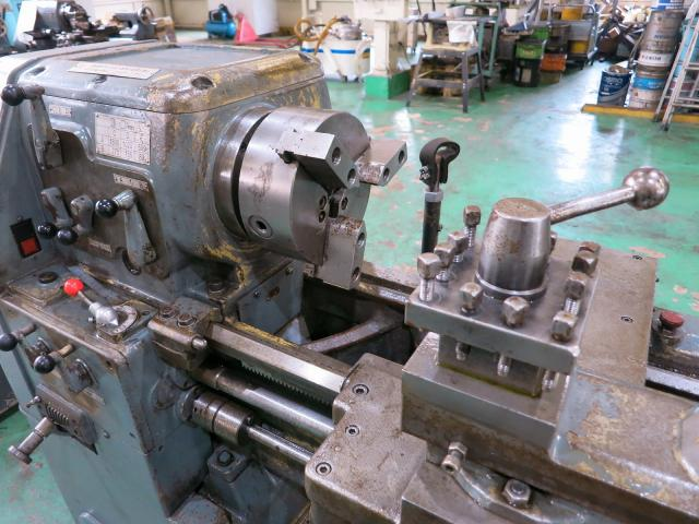 5尺旋盤 WASINO   ワシノ機械 LR-55A