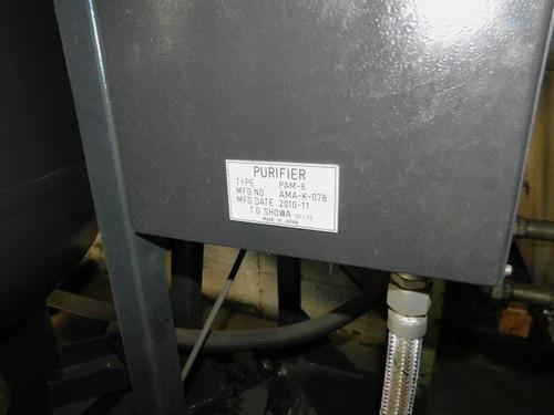 窒素発生装置 AMADA   アマダ
