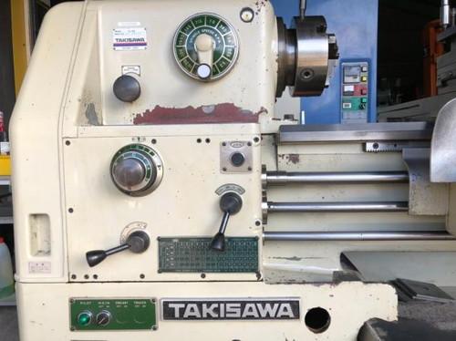 7尺旋盤 TAKISAWA   滝澤鉄工所 TAL-460