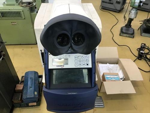 レーザー溶接機 LASERSTAR(USA) 525-2263