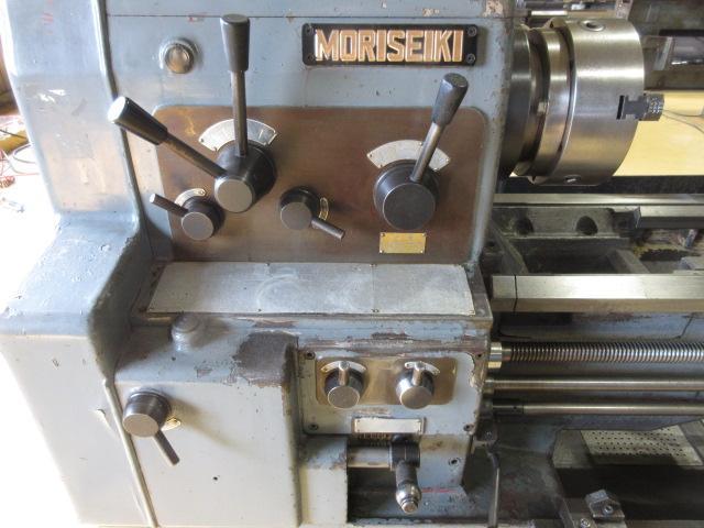 6尺旋盤 MORI SEIKI   森精機 MS-850G