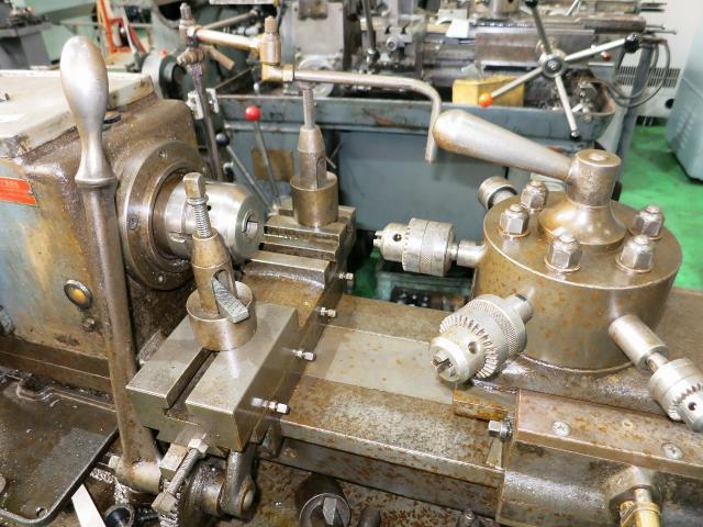 タレット旋盤 IMAI   今井機械 HI-32BM