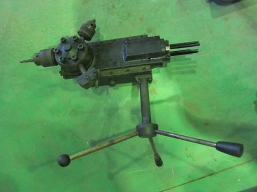 卓上タレット旋盤 司工作 TB-8T