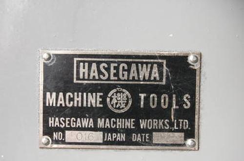 ねじ切旋盤 HASEGAWA   長谷川機械 HL-2