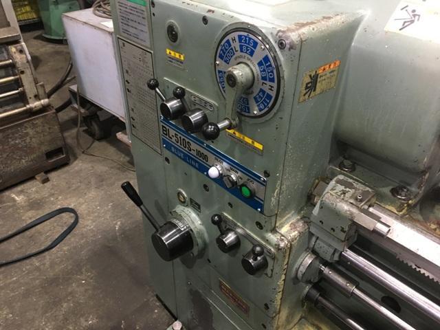 7尺旋盤 BLUE LINE   ブルーライン工業 BL-510S-1000